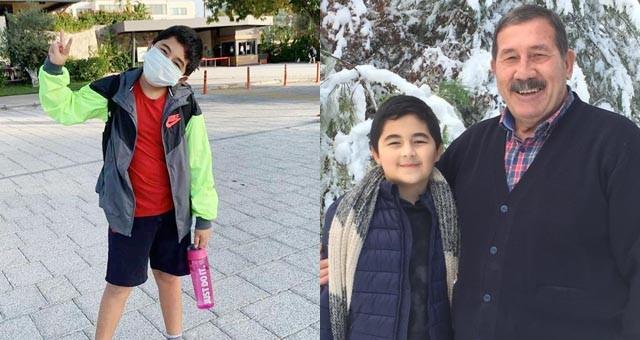 Fevzi Topuz'un torunu Fevzi Topuz, 5 Bin 67 öğrenci arasındandünya şampiyonu oldu