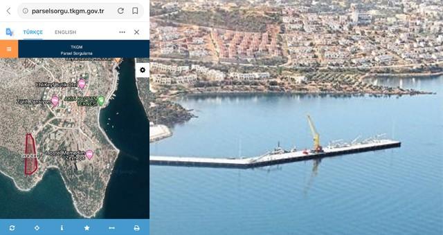 Güllük Körfezi'ne İkinci Liman Projesi'ne büyük tepki!..