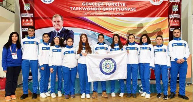 Uluslararası turnuvada Türkiye'yi temsil edecekler