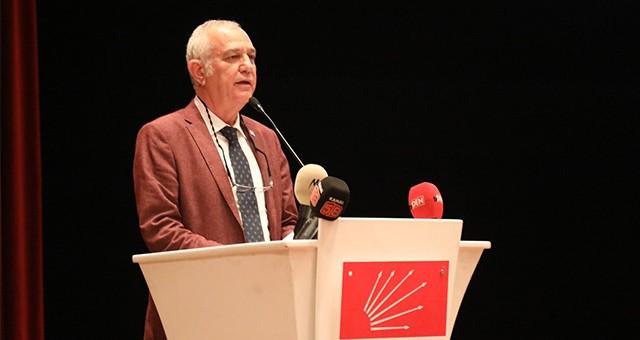 CHP Muğla İl Başkanı Adem Zeybekoğlu:  ''Akp il başkanı Kadem Mete'yi vicdanı ile baş başa bırakıyorum.''