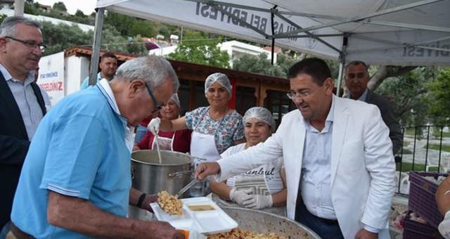 Milas Belediyesi İftar Yemeği Ören'de, Yoğun Katılımla Gerçekleşti...