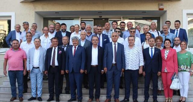 TOBB ÜYESİ MUĞLA ODALARI VE BORSANIN 29. ORTAK TOPLANTISI  MİTSO'DA YAPILDI