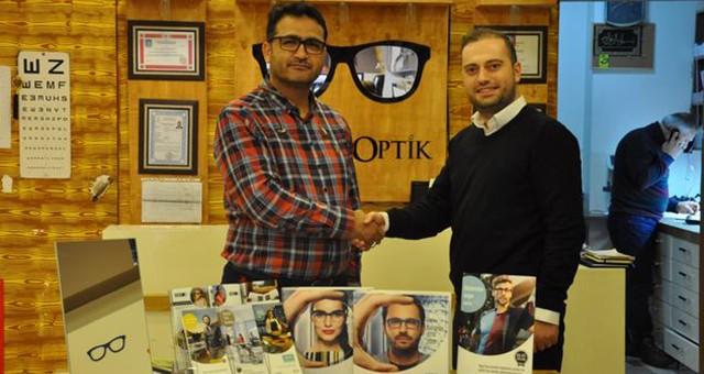 Levent Optik, dünyaca ünlü Japon markası Hoya ile anlaştı