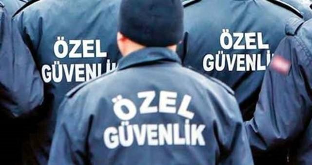 Süleyman Girgin, içişleri bakanına özel  güvenlik işçilerinin sorunlarını sordu