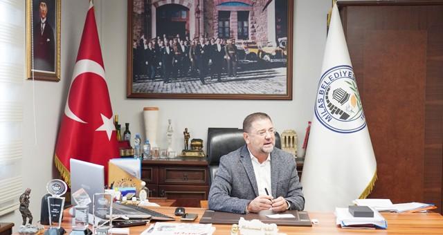 Başkan Tokat'tan esnaflara destek..
