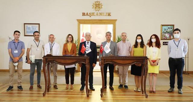 Büyükşehir ve Marmaris Belediyesi Tarımda İş Birliği Yaptı