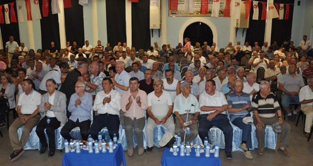 CHP ilçe örgütünde Danışma Kurulu heyecanı…