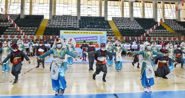 GSB yaz spor okulları düzenlenen törenle açıldı