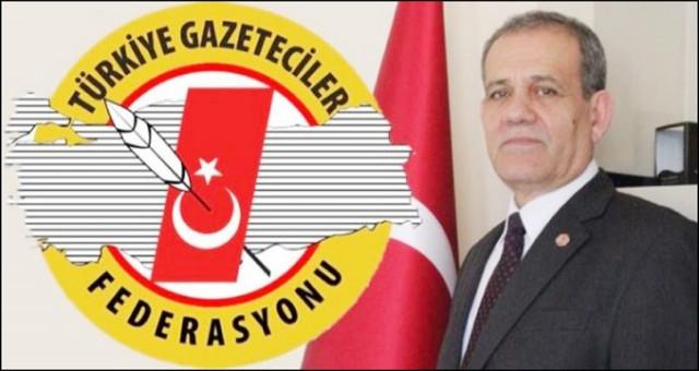 TGF Genel Başkanı Karaca, Anadolu'daki gazete sahiplerine seslendi:  ''Kimliğinize, mesleğinize ve geleceğinize sahip çıkın''