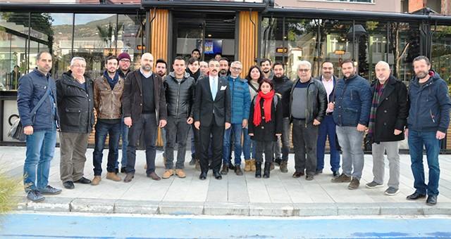 Kaymakam Arslan'dan Basına '10 Ocak' İnceliği…
