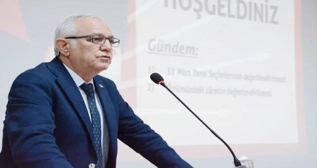 """CHP Muğla İl Başkanı Adem Zeybekoğlu;  """"İki yüzlü AKP politikalarından ve politikacılarından bu ülke sıkıldı."""""""