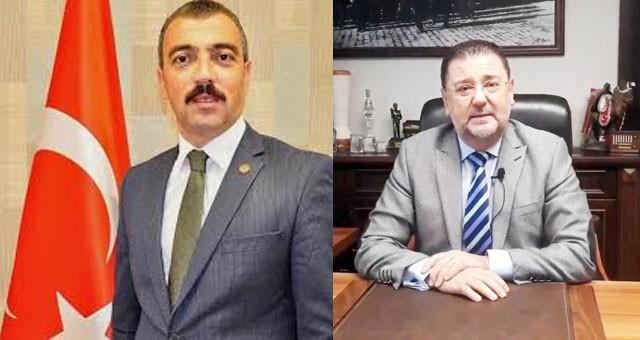 Milas Zeytinyağı'nın AB Coğrafi İşaret almasıyla ilgili  Kaymakam Arslan ve Belediye Başkanı Tokat'tan Mesaj: