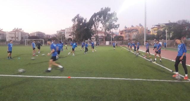 Sahaya ilk inen takım Milas Gençlikspor