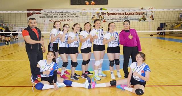 Cumhuriyet Anadolu Lisesi Muğla Şampiyonu