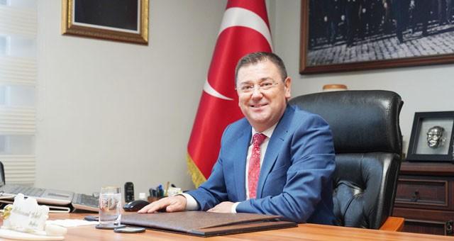 Milas Belediye Başkanı Muhammet Tokat'ın, 30 Ağustos Zafer Bayramı mesajı