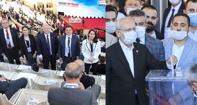 CHP KURULTAYI SONA ERDİ