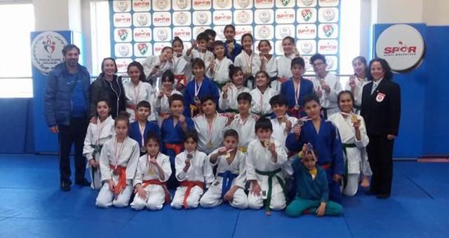 Judo'nun parlayan yıldızları