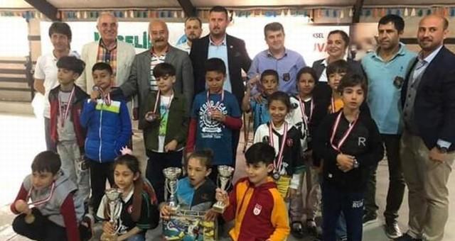 Yaza Merhaba Satranç Turnuvası Sona Erdi
