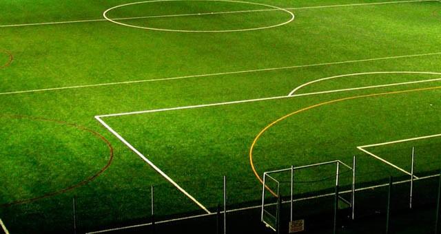 Sentetik çim yüzeyli futbol sahası tadilat işi yaptırılacak