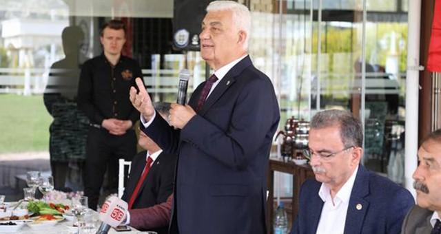 Başkan Gürün 'Basın Emekçileri' ile biraraya geldi