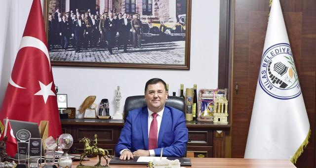 Milas Belediye Başkanı Av. Muhammet Tokat'ın Mesajı: