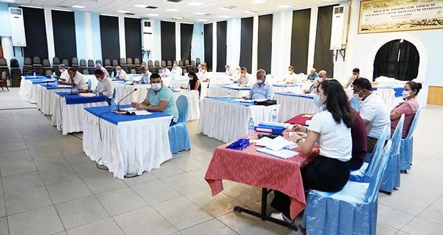 Belediye Meclisi'nin 2. oturumu yapıldı