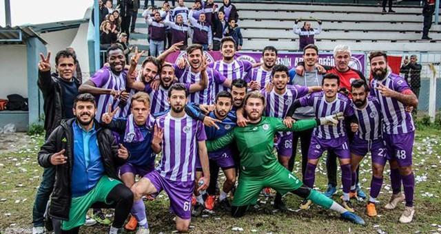 Yeni Milas- Karaova Maçı Milas'ta