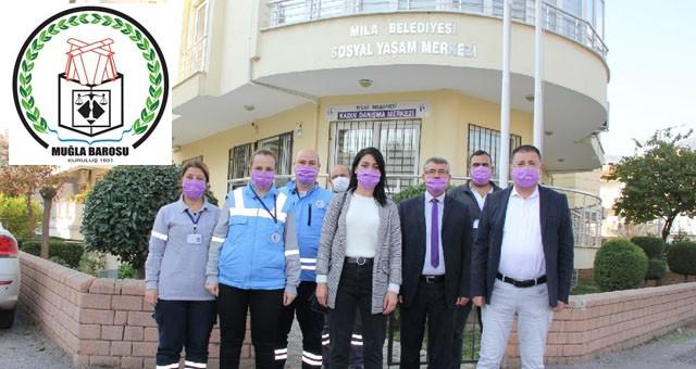 Milas Belediyesi Kadın Danışma Merkezi'ne  7 Avukat Atandı