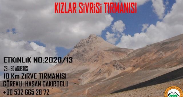 MİDOSK'tan 30 Ağustos Tırmanışı'na davet..