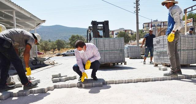 Milas Belediyesi'nden yeni ulaşım yolları…