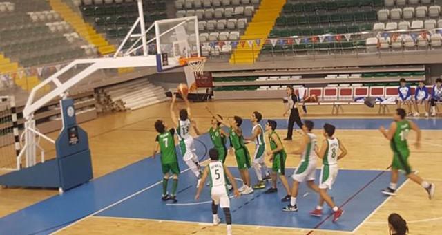 Okul Sporları Basketbola Sürüyor