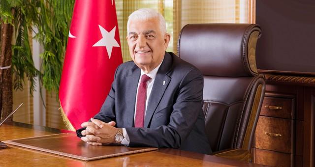 """Başkan Gürün: """"İstiklal Marşı bağımsız Türk Milleti'nin destanıdır"""""""