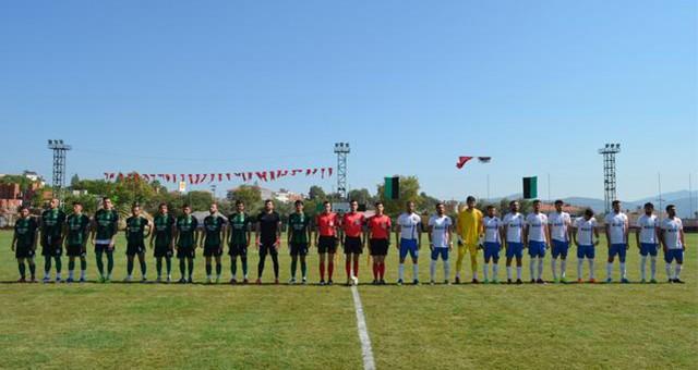 Puanları Paylaştılar  Yatağanspor:0 Antalya Kestelspor:0