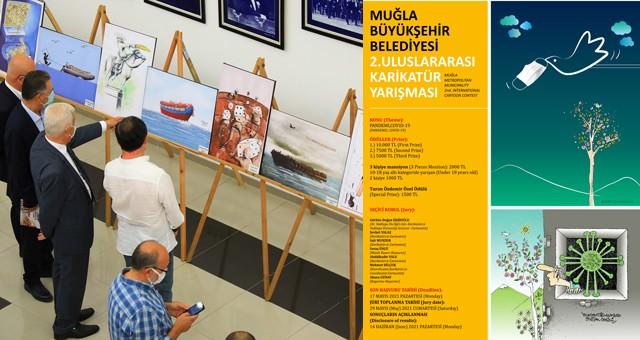 Büyükşehir, karikatür yarışmasının son başvuru tarihi 21 Mayıs