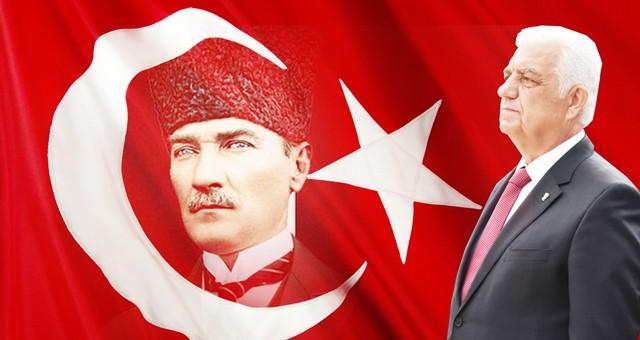 Başkan Gürün 19 Eylül Gaziler Günü'nü kutladı