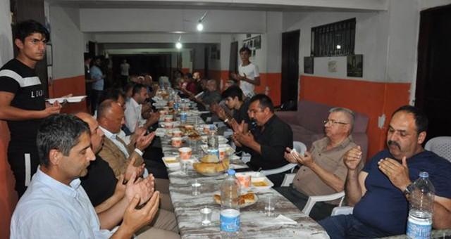 Milas Ülkü Ocağı'ndan geleneksel iftar programı…