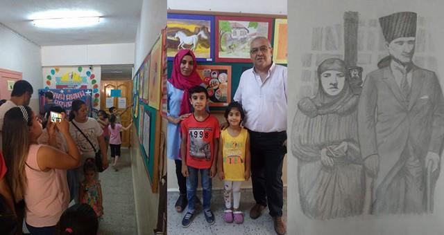 Fatih İlkokulu'nda iki farklı proje…