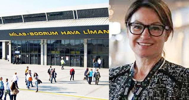İclal Kayaoğlu, TAV Milas-Bodrum Genel Müdürü olarak atandı