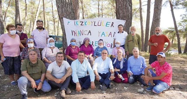Köylüler ve yurdun dört bir yanından gelecek çevre örgütleri de toplanıyor.. TUZABAT ve İKİZKÖY'DE BİLİRKİŞİ İNCELEMELERİ BUGÜN..