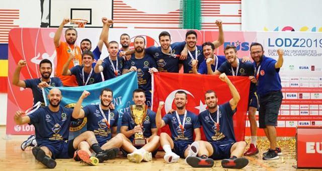 Beykent Üniversitesi yine şampiyon oldu