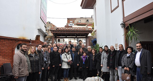 CHP İlçe Örgütü'nden 10 Ocak Kutlaması