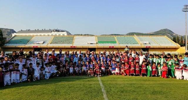 U11 Ligi Play Off Şenliği Muğla'da Yapıldı