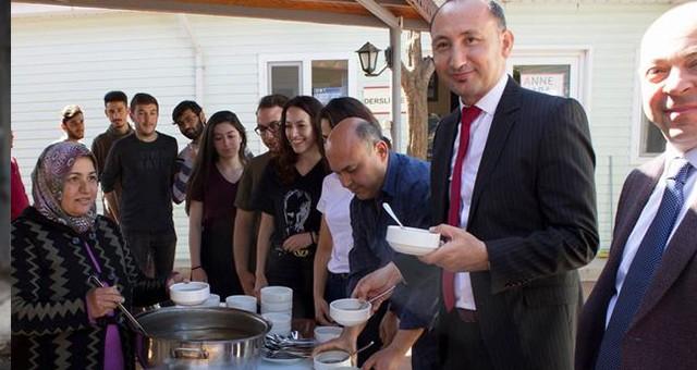 Milas Veteriner Fakültesinde  Çanakkale Şehitlerini Anma Etkinliği Düzenlendi