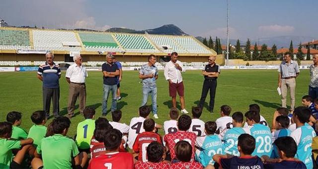 Genç Futbolcular Milli Takım Seçmelerinde