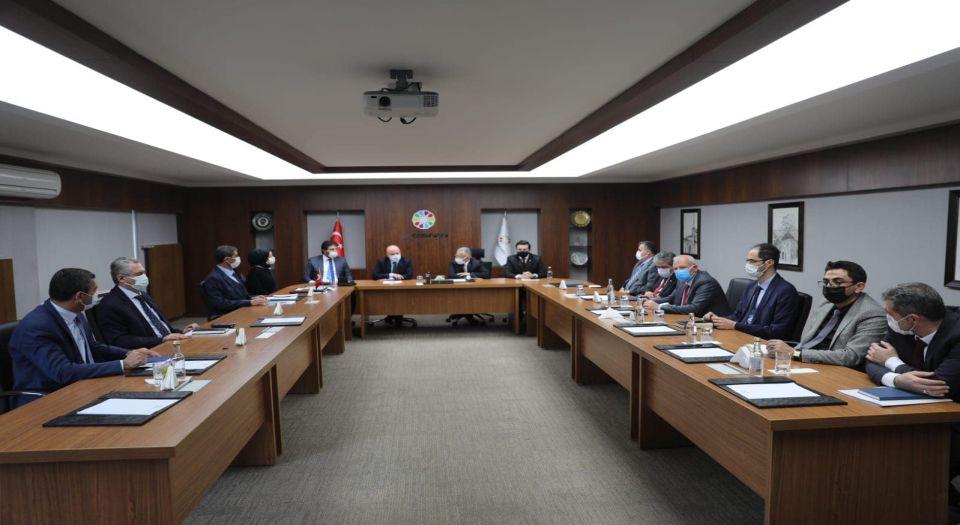 Kayseri Kocasinanda Büyükşehirle Paylaşım Toplantısı