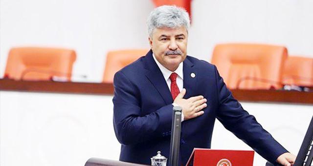 Muğla Milletvekili Metin Ergun, Palamutbükü Yangınını Meclise Taşıdı