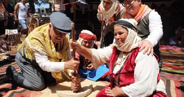 Yörükler Türkmenler Muğla'da buluştu