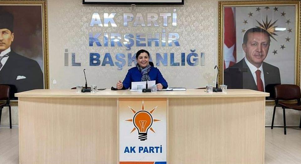 Kırşehir Ak Parti'den Teröre Lanet