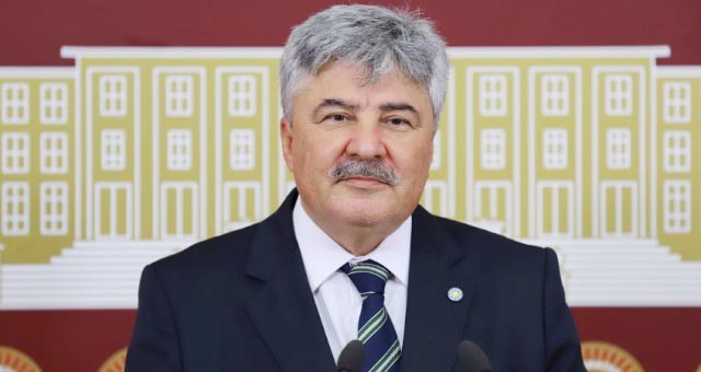 Metin Ergun, turizm sektörünün sıkıntılarını mecliste gündeme getirdi..