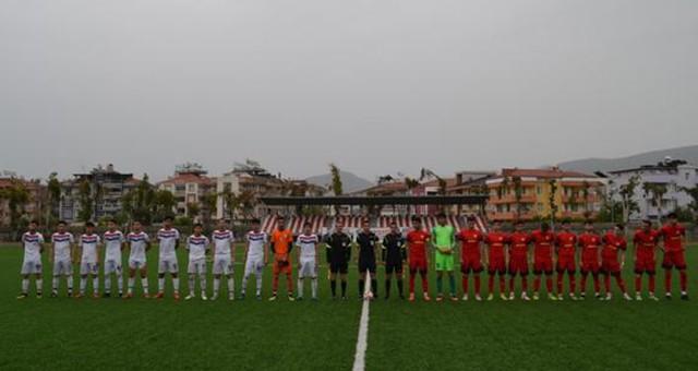 Antalya Asat Gençlikspor şampiyon oldu